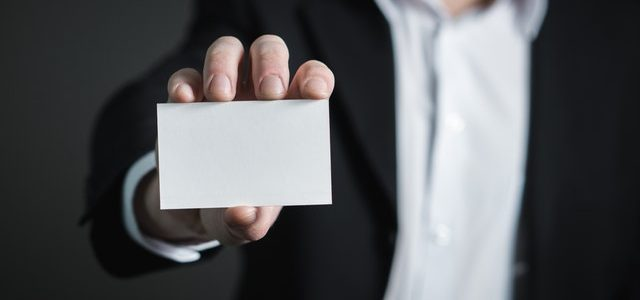 How to make your business cards better