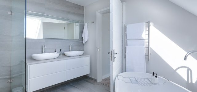 How to design a functional bathroom
